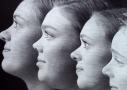 portretfotografie afdruk aluminium