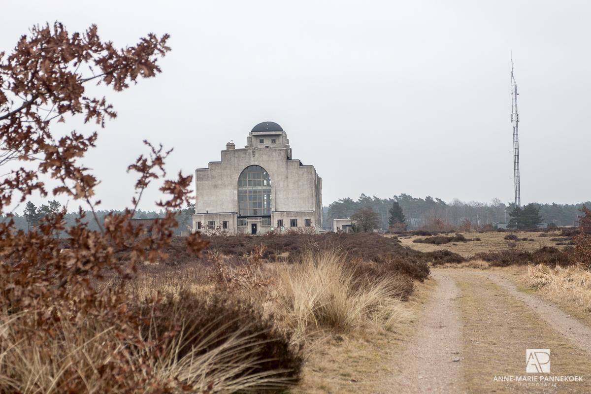 Radio Kootwijk achterkant