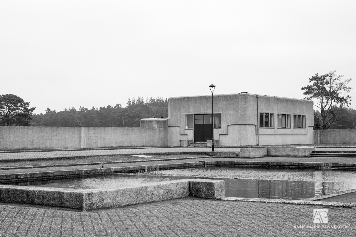 Radio Kootwijk bijgebouw