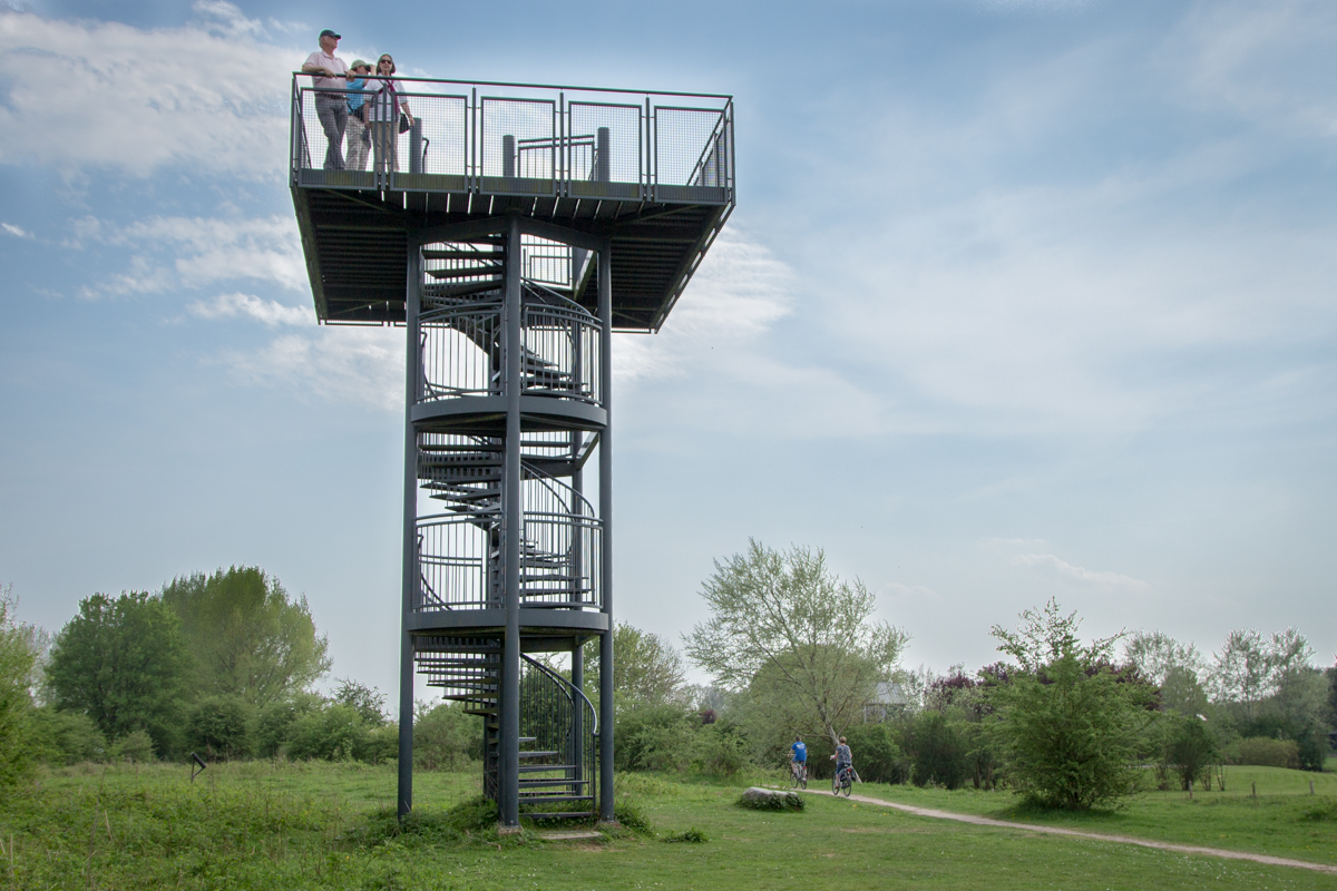 Steenfabriek Fortmond toren