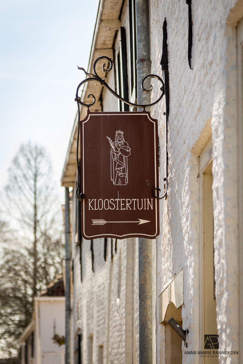 Kloostertuin in Elburg