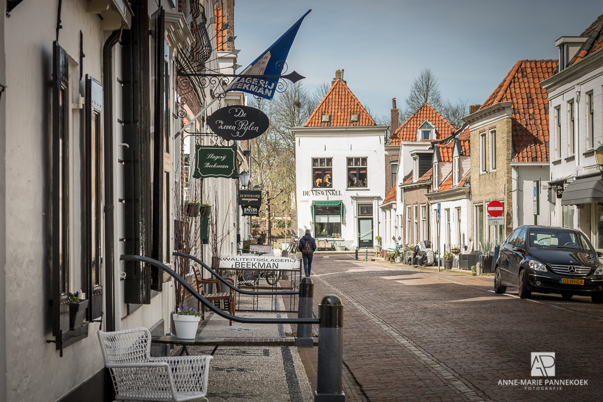 Slagerij in Elburg