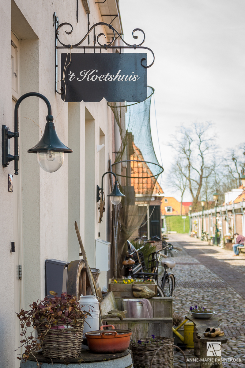 't Koetshuis in Elburg