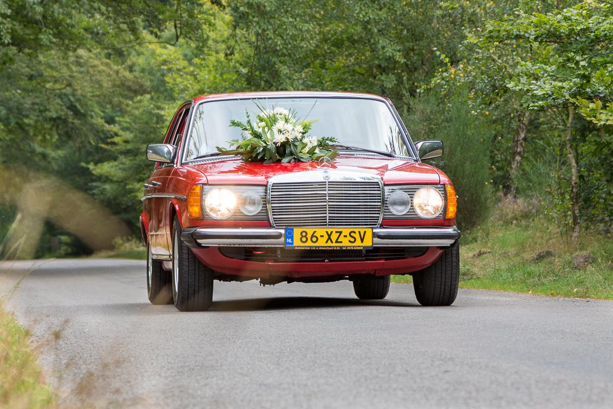 bruidsauto