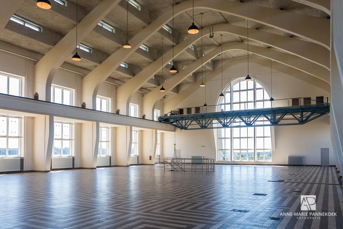 Radio Kootwijk grote zaal