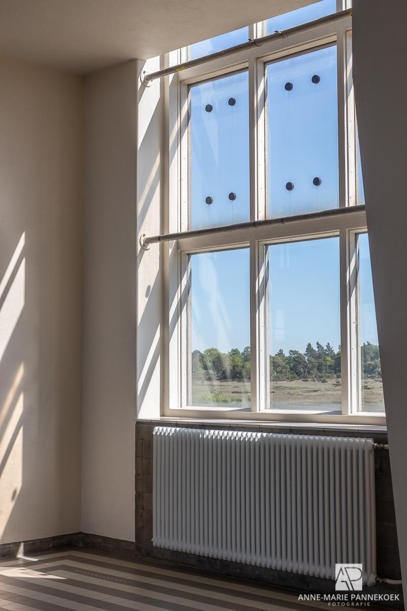 Radio Kootwijk oude ramen