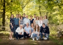 Hele familie weekend weg, mooi moment voor familiefotografie