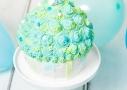 Cake Smash fotografie Vaassen taart
