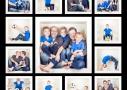 Kubusfotografie gezinsshoot