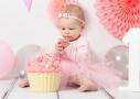Cake Smash fotografie eerste verjaardag